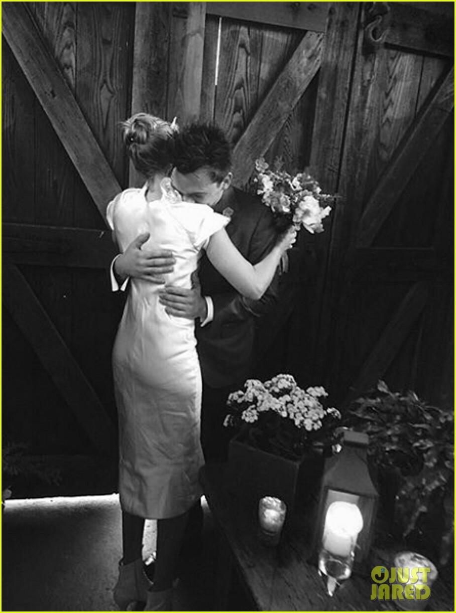 Rupert Friend Secretly Marries Aimee Mullins Photo