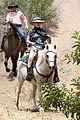 lady gaga hose back riding malibu 21