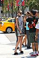 gigi hadid karlie kloss show off their bff love 05