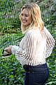hilary duff steps out with trainer jason walsh in nyc 13