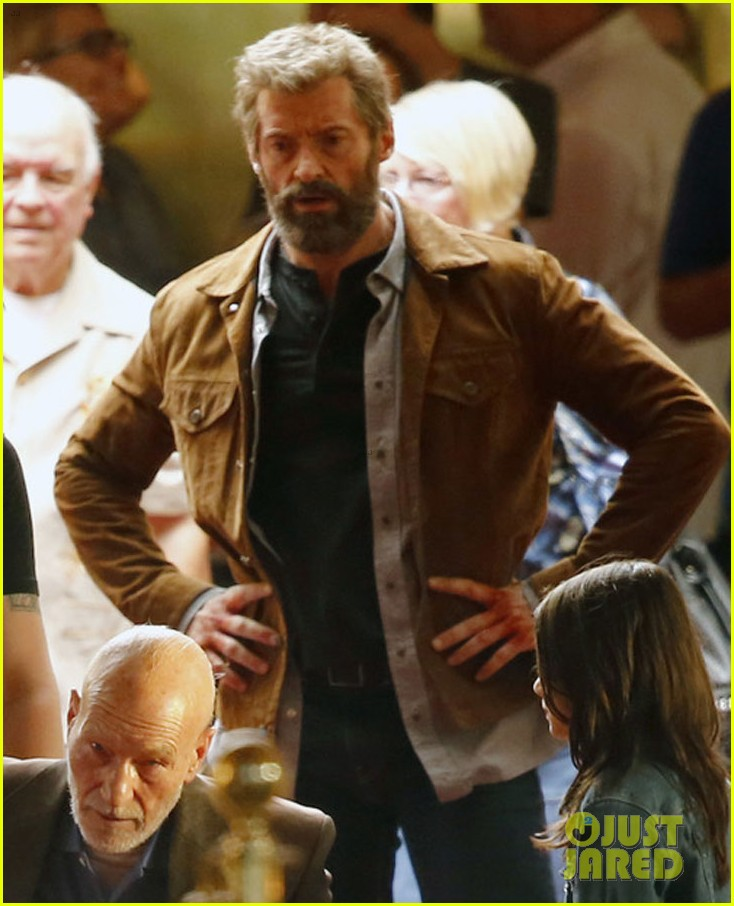 Wolverine 3 Set Photos 8