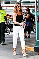 jennifer aniston busy meetings nyc 39