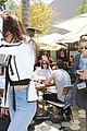 kris jenner grabs lunch with daughter kendall and gigi hadid 21