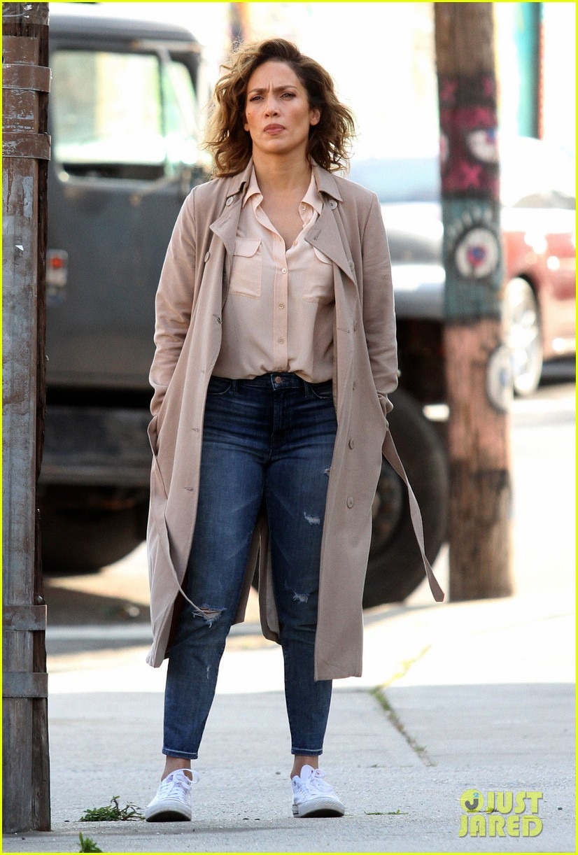 jennifer lopez shades of blue season 2 filming 043692657