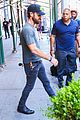 justin theroux meeting beard nyc 33
