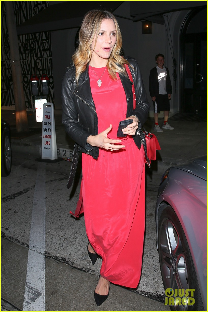katharine mcphee dinner craigs friends weho 073692374