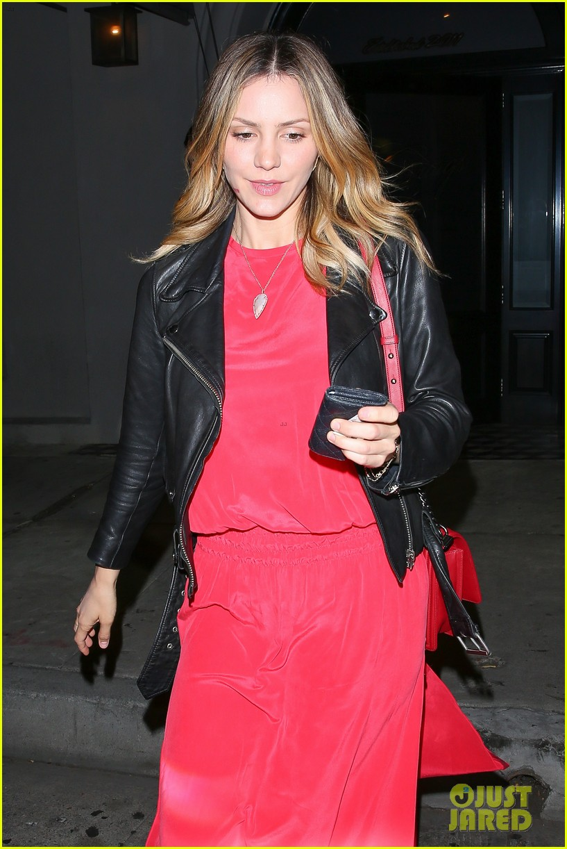 katharine mcphee dinner craigs friends weho 123692379