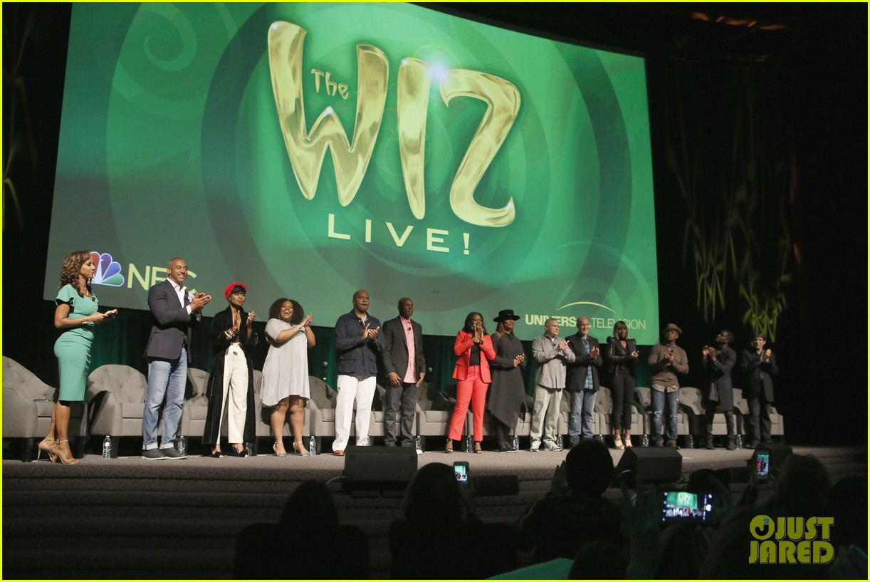 the wiz live cast reunites for emmy panel discussion 023671840