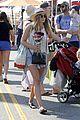 Elizabeth olsen goes boho chic at farmers market 09