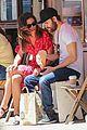 paul wesley phoebe tonkin run errands together in nyc 09