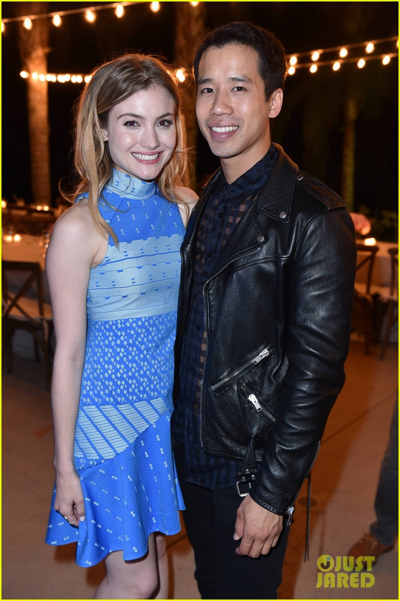 evan peters skyler samuels just jared vintage grocers malibu dinner 303693156