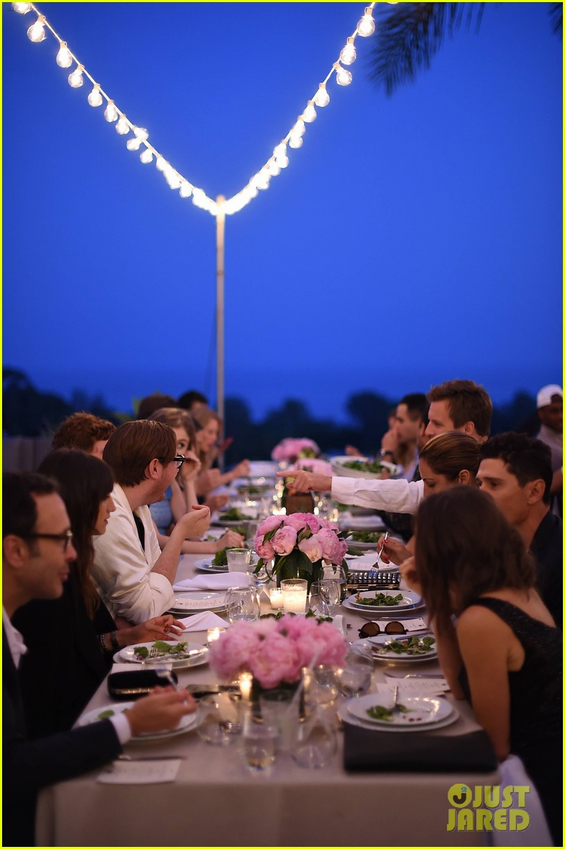 evan peters skyler samuels just jared vintage grocers malibu dinner 373693163