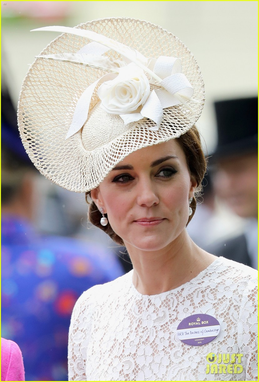 Prince William Kate Middleton Couple Up For Royal Ascot
