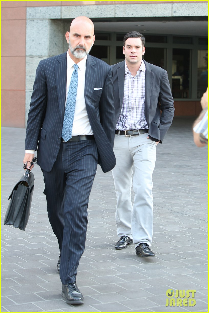 mark salling heads out of court after preliminary hearing 053693660