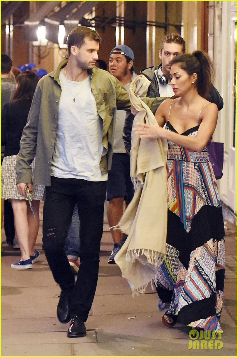 nicole scherzinger boyfriend grigor dimitrov show pda for date night in london 213681395