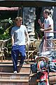 sean penn out lunch malibu sunny 29