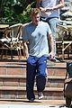 sean penn out lunch malibu sunny 37