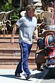 sean penn out lunch malibu sunny 41