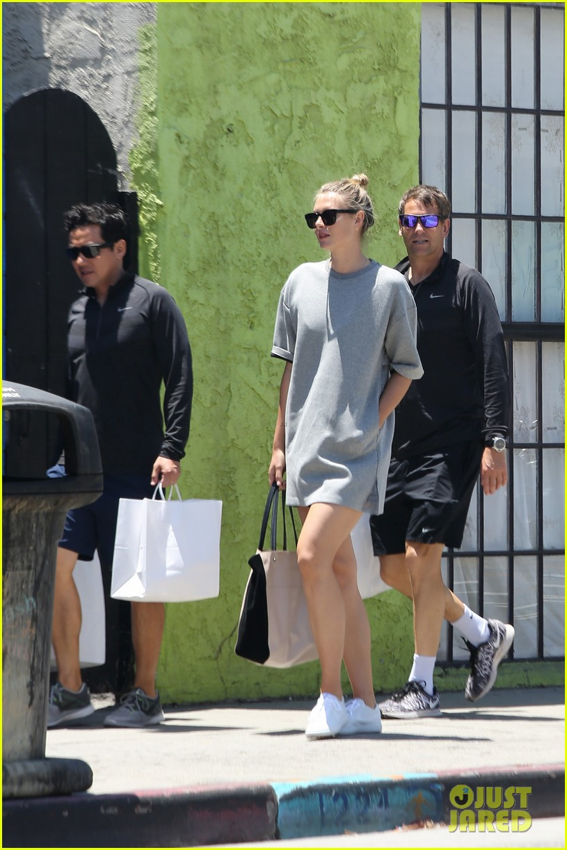 maria sharapova steps out after tennis suspension 313689059