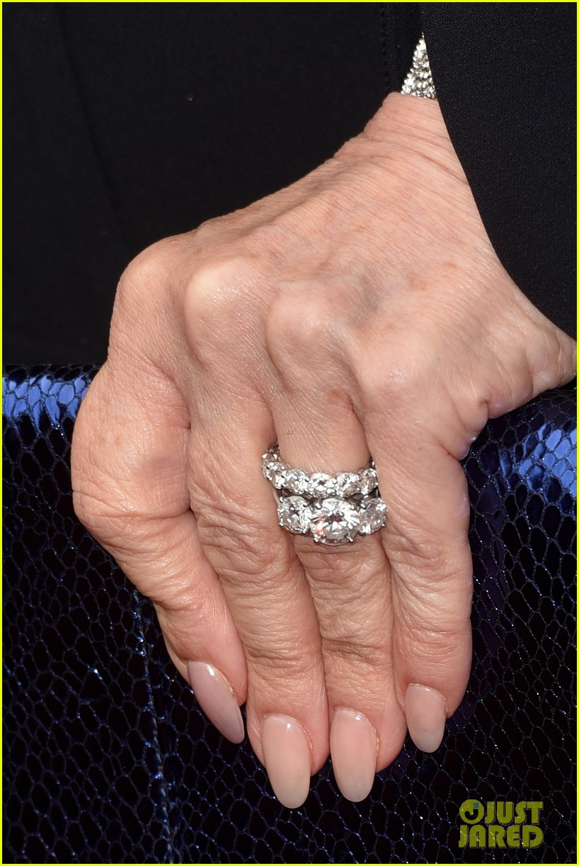 Sharon Osbourne Wears Wedding Ring At X Factor Auditions
