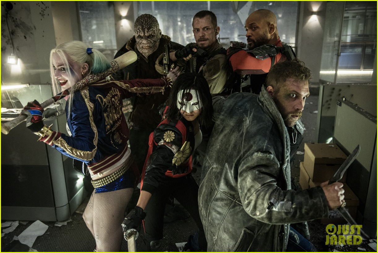 Heres Why Suicide Squad Has Been Given A PG-13 Rating