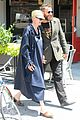 tilda swinton & boyfriend sandro kopp step out in nyc 17