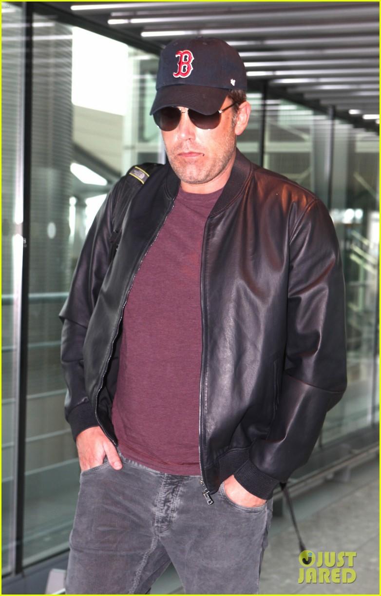Ben Affleck's BFF Matt... Matt Damon