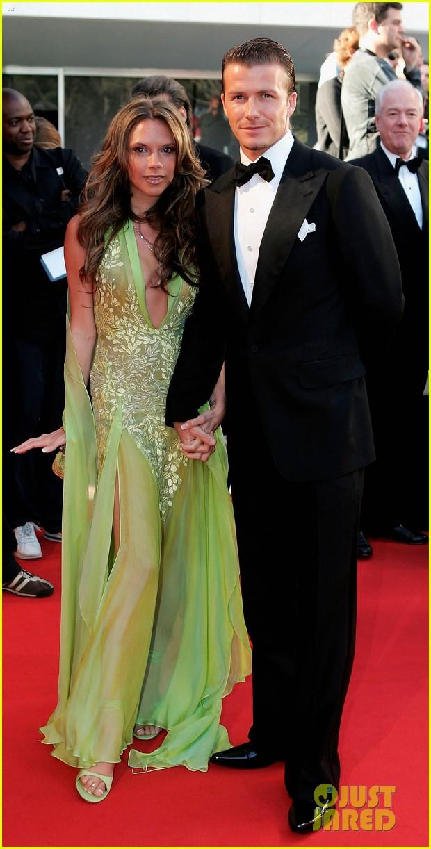 David & Victoria Beckham Celebrate 17th Wedding Anniversary!: Photo ...