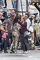 sofia boutella films the mummy in full costume makeup 13