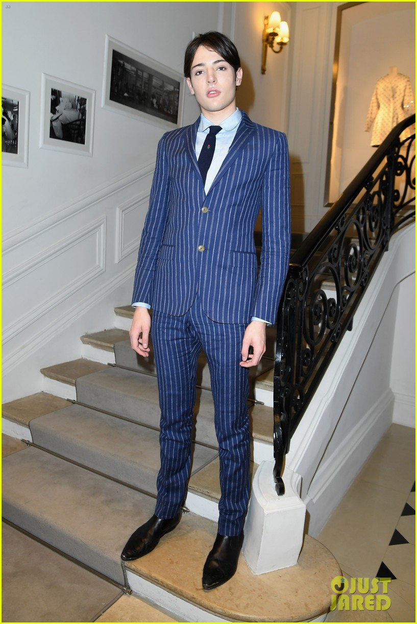harry brant arrested for not paying cab fare drug possession 013721753