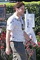 daniel bruhl shares a sweet afternoon with his girlfriend 13