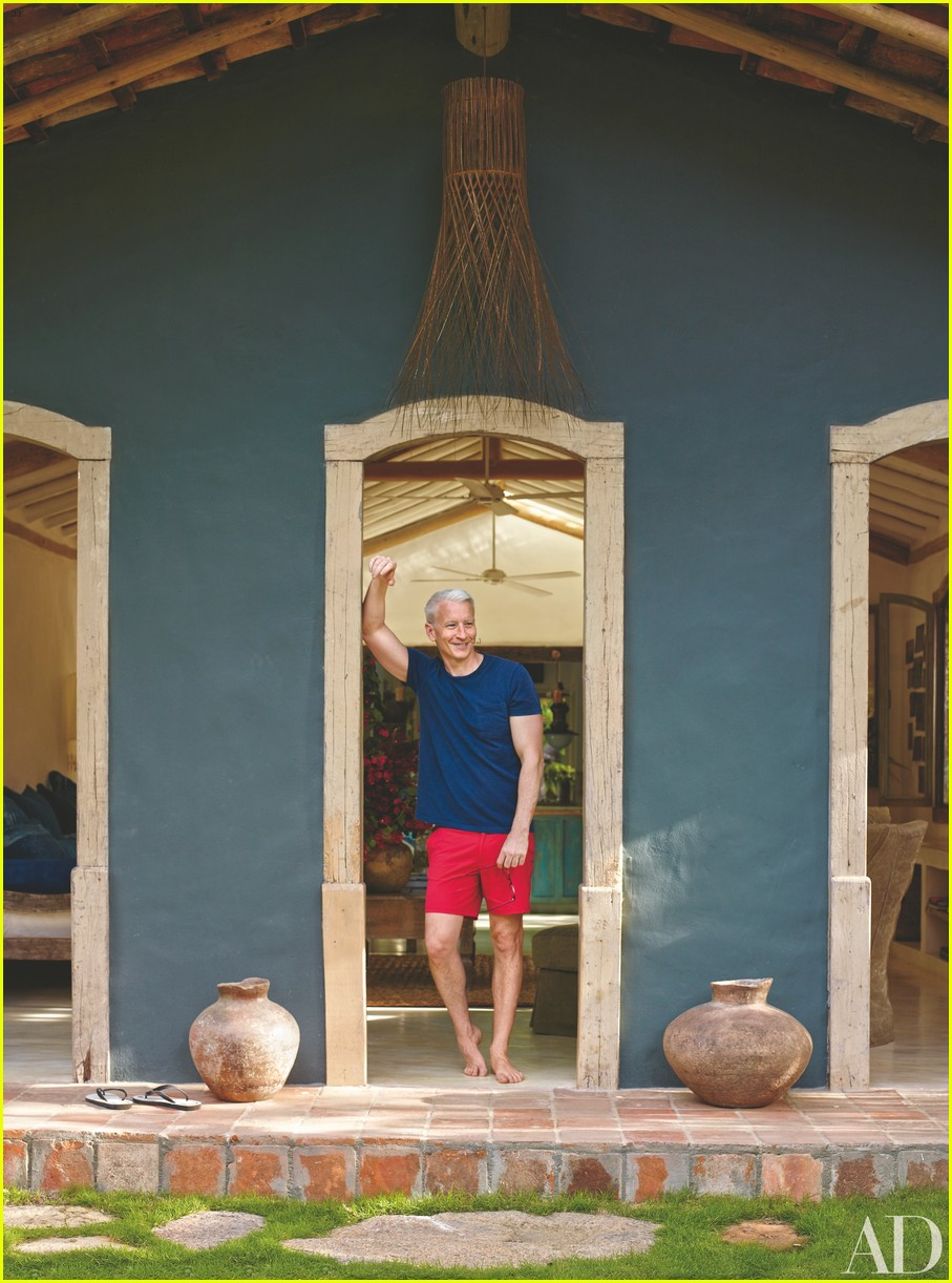 anderson cooper architectural digest 023702722