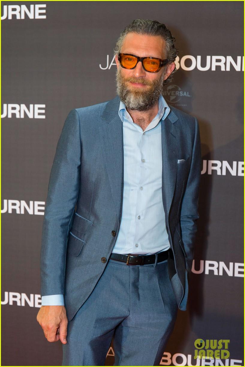 Matt Damon & Alicia Vikander Continue 'Jason Bourne' Press Tour In ... Matt Damon