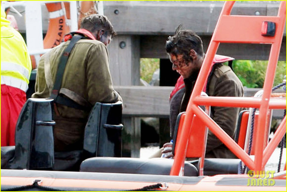 harry styles gets dirty on the set of dunkirk 073705656