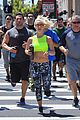 julianne hough derek pulse run move interactive 07