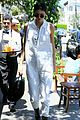 kendall jenner grabs lunch wiith scott disick holiday weekend 16