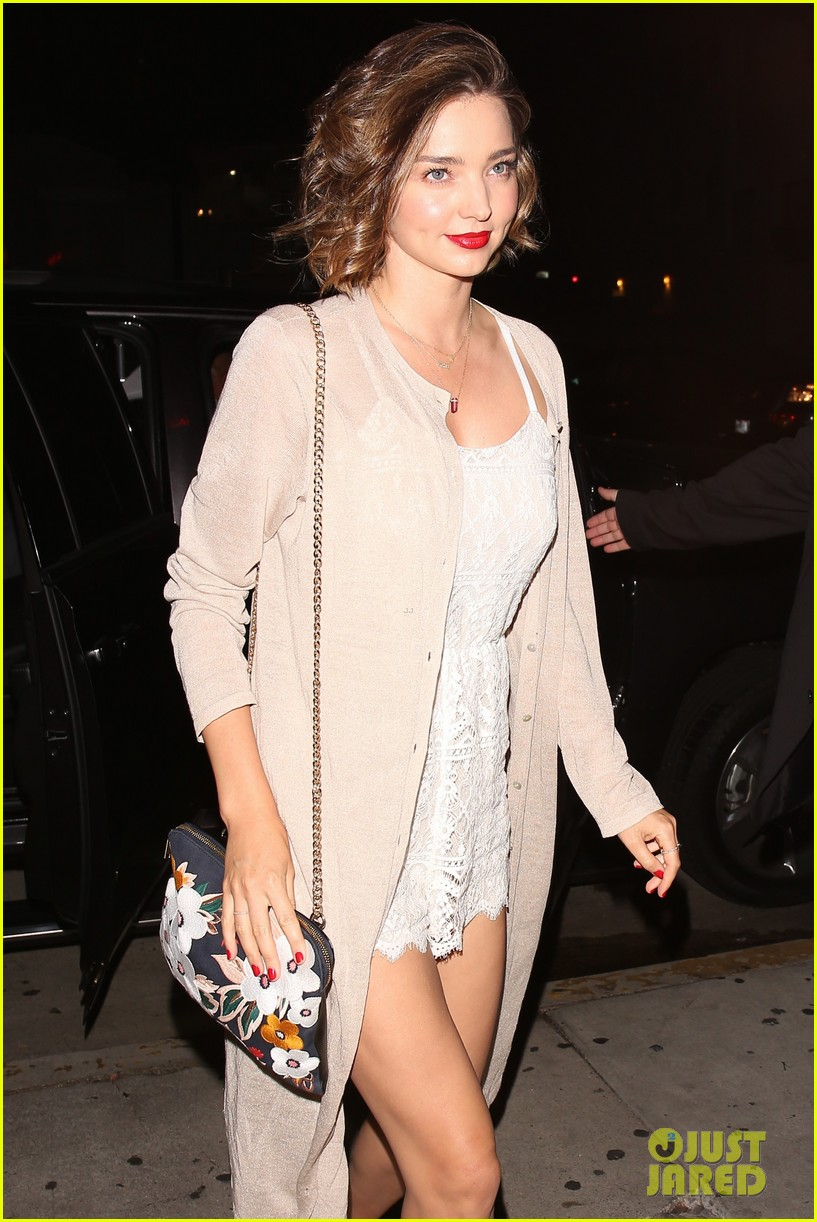 miranda kerr celebrates engagement night out 023716519