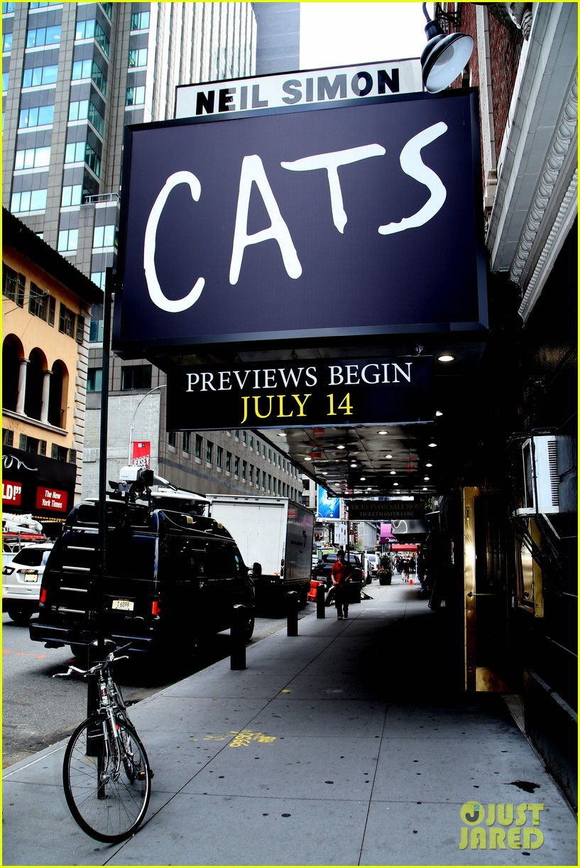 leona lewis makes her broadway debut in first cats preview 033707604