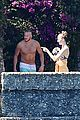 alexander ludwig goes shirtless while working out in italy 17