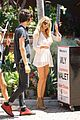 charlotte mckinney shows off her curves while shopping03434