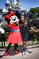 mindy kaling takes the mindy project crew to disneyland 01