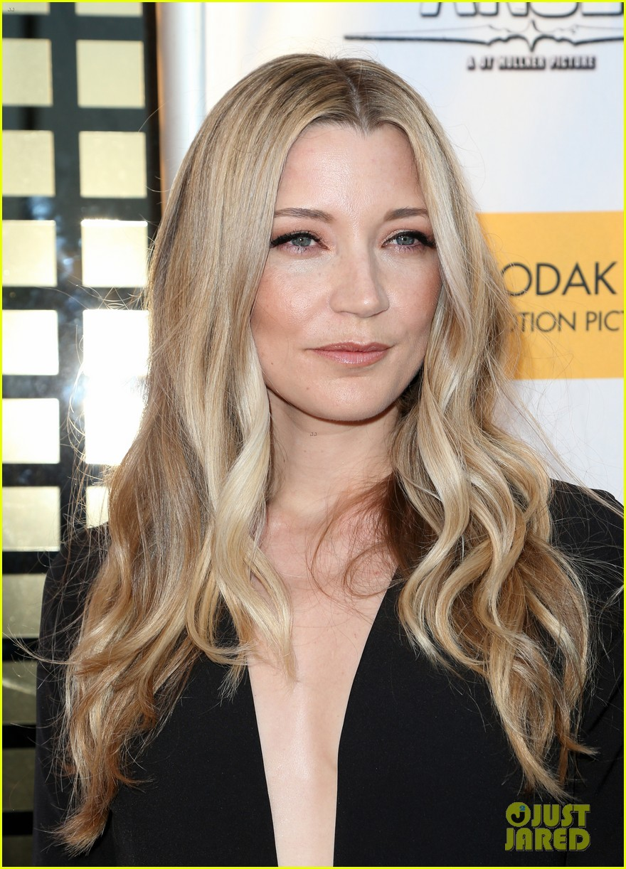 chad michael murray gets support from awesome wife sarah roemer at outlaws angels 083705246