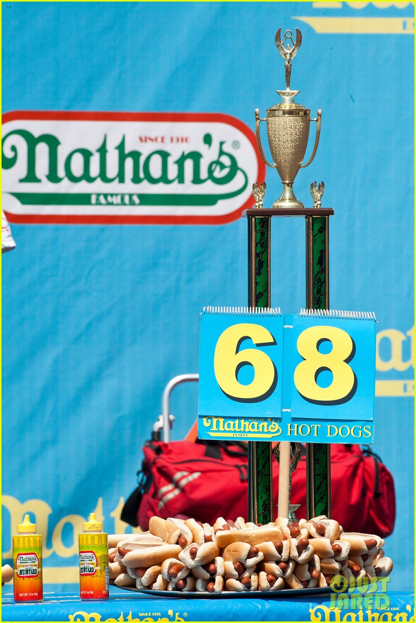 Nathan S Hot Dog Eating Contest Date