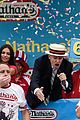 nathans hot dog eating contest celebrates 100th anniversary 21