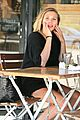 elizabeth olsen chats it up on her lunch date 22