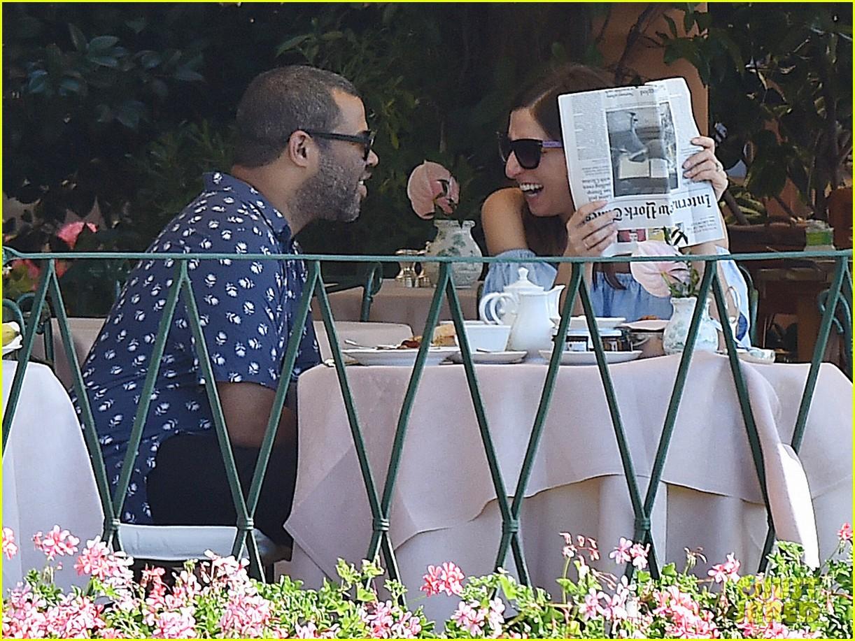 Jordan Peele & Chelsea Peretti Honeymoon in Italy After ...