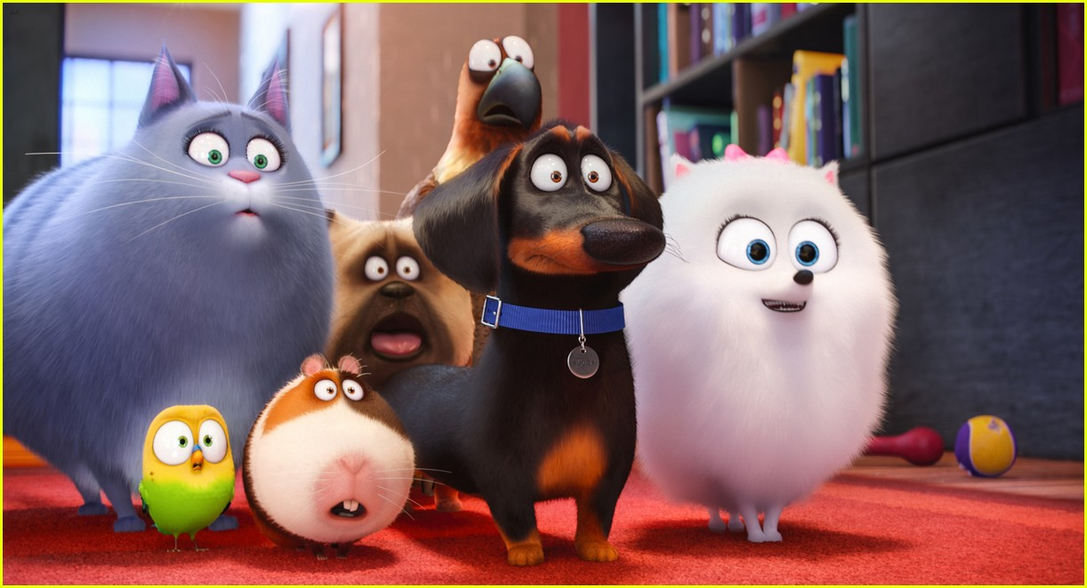 secret life of pets cast 013701867