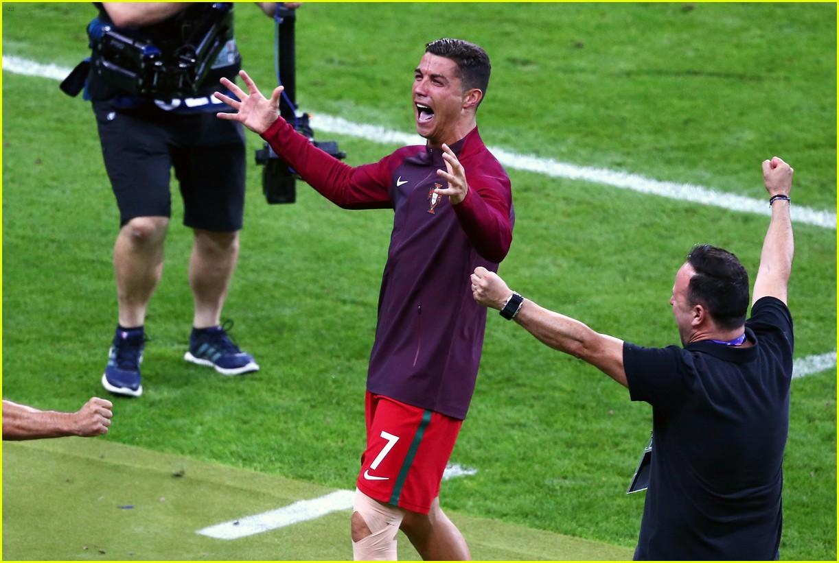 Celebs React to Portugal s Big Win at Euro 2016 Final!  Photo ... 96e83e3f1a7bd