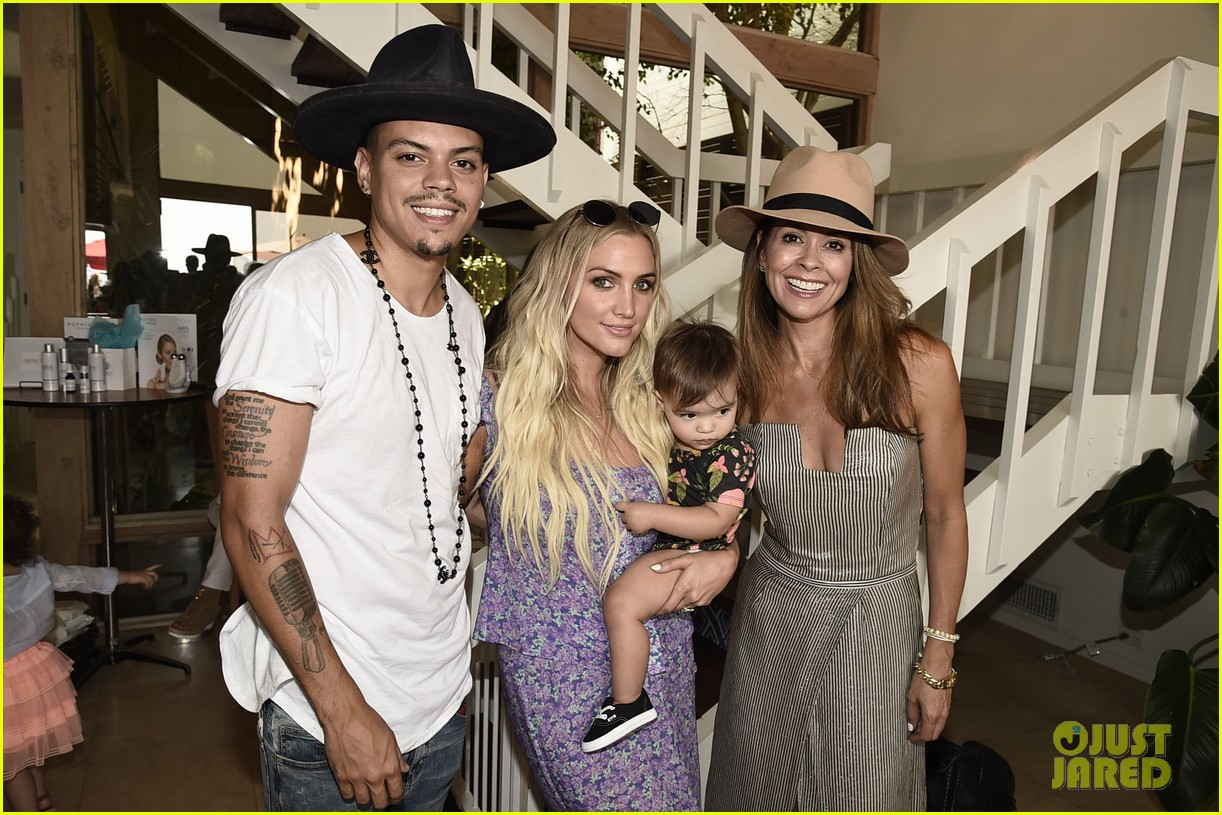 Ashlee Simpson And Evan Ross 2016