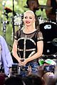 gwen stefani performs today show shares details about new album 08